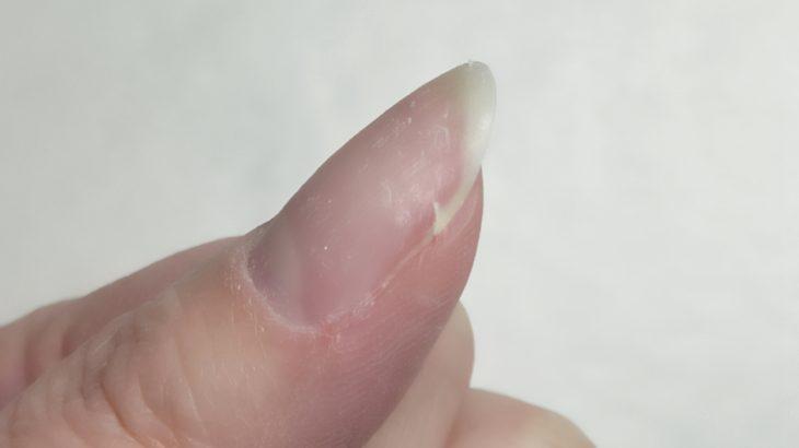 失敗しない爪の亀裂補修のやり方【ジェルネイル】